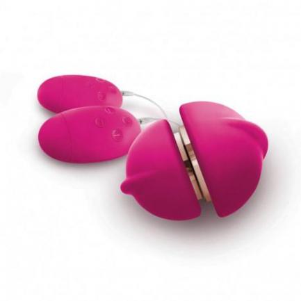 Vibrador Shi Shi - Union Girl/Girl Vibrator