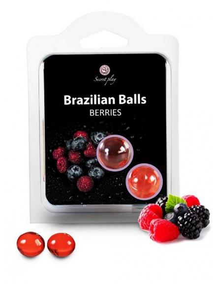 Brazilian Balls Frutos do Bosque