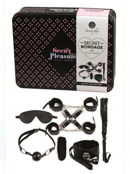Kit Secret Bondage da Secret Play