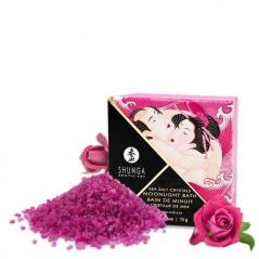 Sais de Banho Shunga Moonlight Bath - Rosas 75g