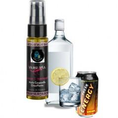 Óleo de Massagem Efeito Calor Voulez-Vous...Vodka com Red Bull 35ml