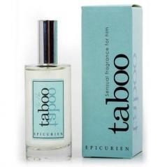 Perfume com Feromonas Taboo Epicurien 50 ml - Homem