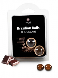 Brazilian Balls Chocolate