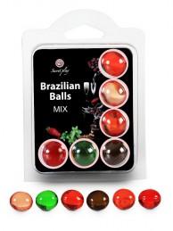 Brazilian Balls Mix 6 Sabores