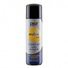 Lubrificante Pjur Analyse Me Comfort Water Anal Glide 250 ml