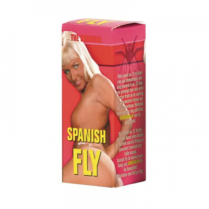 Gotas Spanish Fly 15 ml