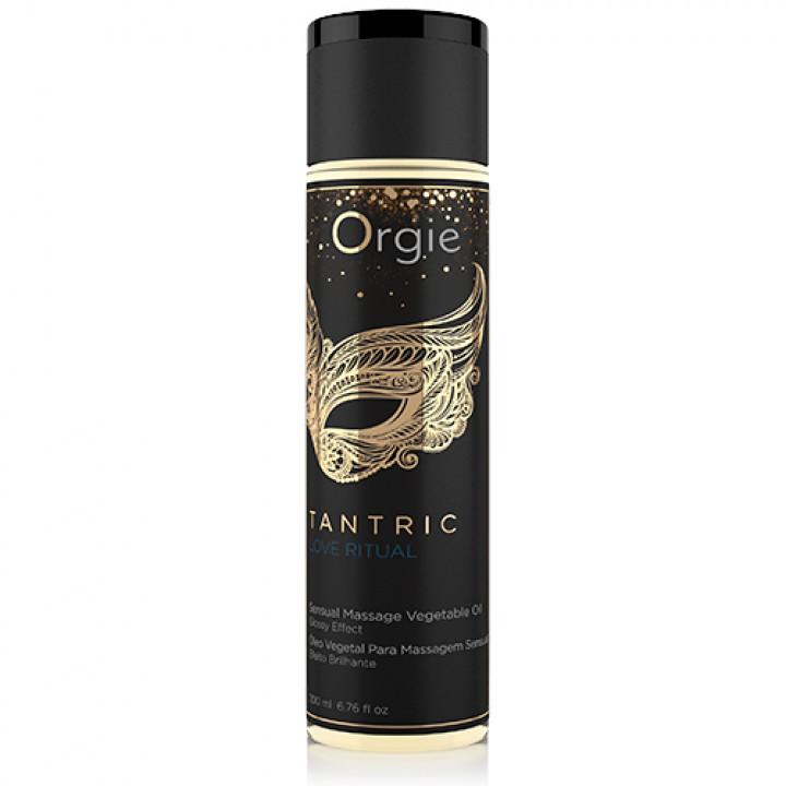 Óleo de Massagem Orgie Tantric Love Ritual 200 ml